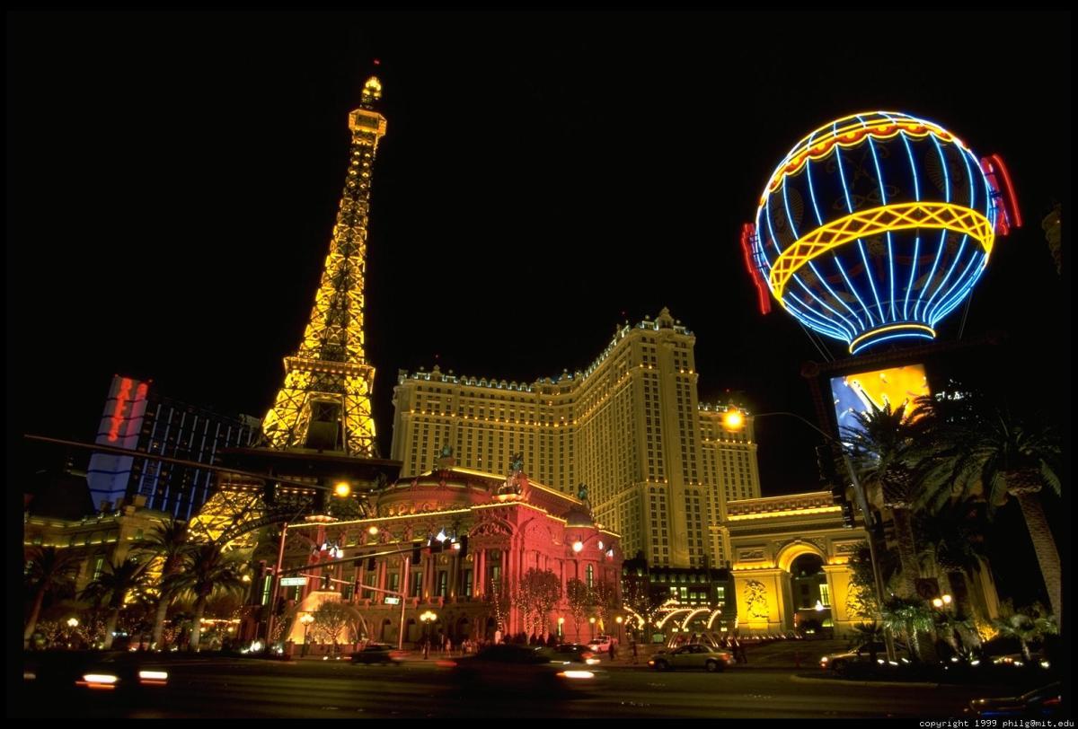 Letting Loose in Las Vegas